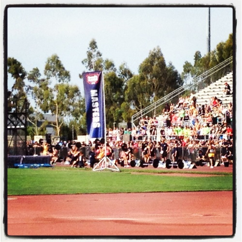 CrossFit Games Masters Competition